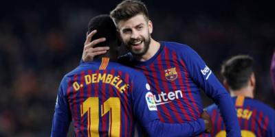 برشلونة يحقق فوز سهل على جيرونا