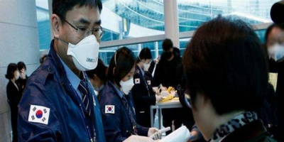 كورونا يسجل 1487 إصابة و5 وفيات بكوريا الجنوبية