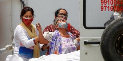 الهند: إصابات كورونا الجديدة تقترب من 40 ألف حالة