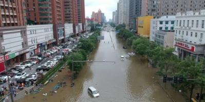 ارتفاع حصيلة ضحايا الفيضانات في خنان الصينية إلى 63