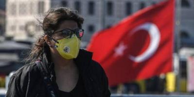 تركيا: 55 حالة وفاة و14230 إصابة جديدة بكورونا