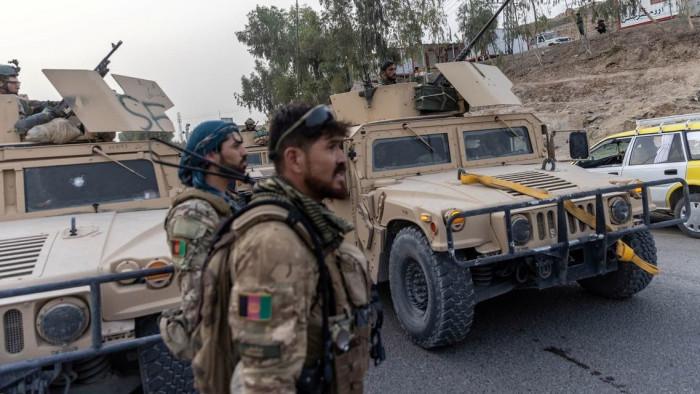 أفغانستان: فرار أكثر من 22 ألف أسرة من معارك قندهار