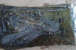 العثور على 2 كيلو حشيش بأحد سواحل الديس الشرقية