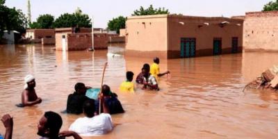 مصرع 19 شخصًا في فيضانات بنيجيريا