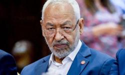 الغنوشي يعتصم بمحيط البرلمان احتجاجا على قرارات الرئيس التونسي