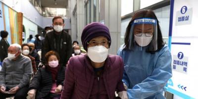 كوريا الجنوبية: 4 وفيات و1318 إصابة جديدة بكورونا