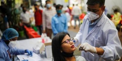 الهند: 416 حالة وفاة وقرابة 40 ألف إصابة جديدة بكورونا