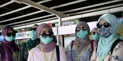 إندونيسيا: 1487وفاة جديدة بكورونا وأكثر من 28 ألف إصابة