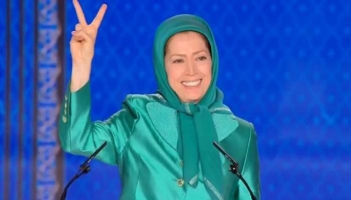 رجوي: تظاهرات إيران أظهرت الإرادة في إرساء الديمقراطية
