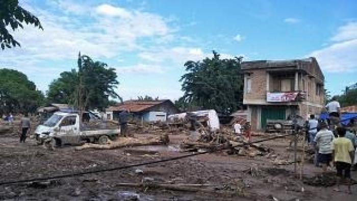 زلزال بقوة 6.2 ريختر يضرب إندونيسيا
