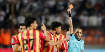 الاتحاد الافريقي يعاقب الترجي بسبب مباراة الأهلي