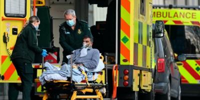 بريطانيا: إصابات كورونا تقترب من 25 ألف حالة