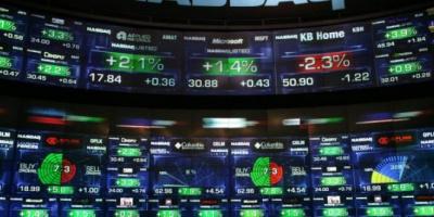 ارتفاع جماعي لمؤشرات البورصة الأمريكية