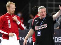 مدرب يد الدنمارك: مباراة مصر كانت صعبة