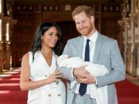 إضافة ابنة الأمير هاري وميغان ماركل إلى تسلسل العرش
