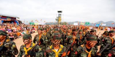 المجلس العسكري في بورما يلغي نتائج انتخابات 2020