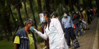 المكسيك: 5920 إصابة جديدة و171 وفاة بكورونا