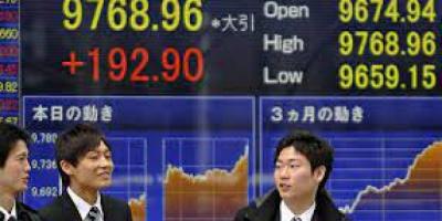 الأسهم اليابانية تقفز في جلسة التعاملات الصباحية