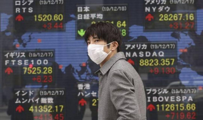 ارتفاع الأسهم اليابانية عند الإغلاق