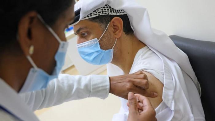 الإمارات تقدم 63,309 جرعات من لقاح كورونا