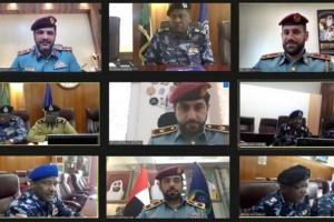 أول اجتماع للجنة الأمنية المشتركة الإماراتية السودانية