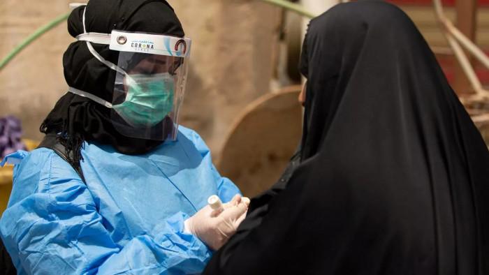 العراق: 71 وفاة جديدة بكورونا و12185 إصابة