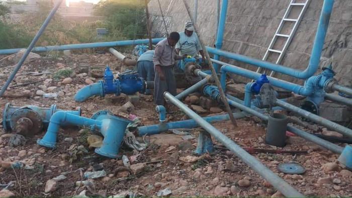 مواطن يحرم عتق من المياه لـمطالب شخصية