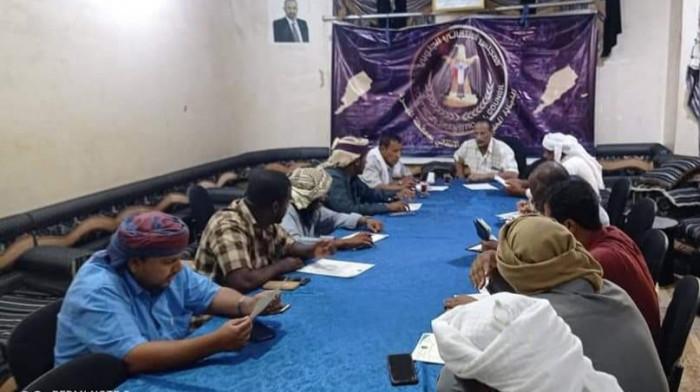 انتقالي المهرة يؤيد الرفض الشعبي بوادي حضرموت للبرلمان اليمني