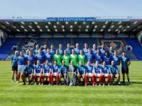 بورتسموث يطرد ثلاثة من لاعبيه بسبب العنصرية ضد منتخب انجلترا