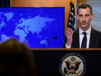 """أمريكا تدين استخدام إيران للعنف ضد محتجي """"شح المياه"""""""