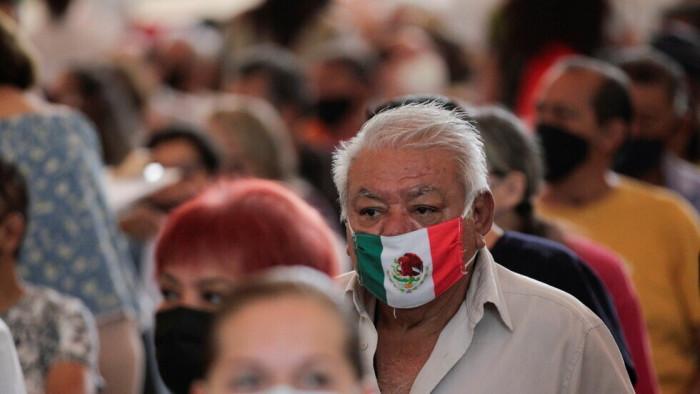 كورونا يسجل حصيلة إصابات ووفيات جديدة بالمكسيك