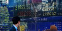 """صعود مؤشر """"نيكي"""" الياباني في بورصة طوكيو بنسبة 0.73%"""