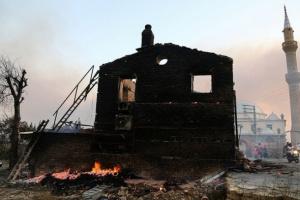 تركيا: 3 قتلى بحرائق في الغابات جنوبي البلاد
