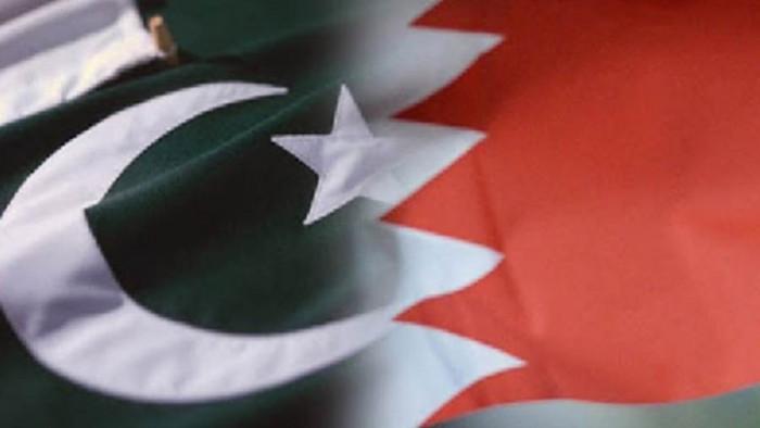 البحرين وباكستان تبحثان آخر التطورات الإقليمية والدولية