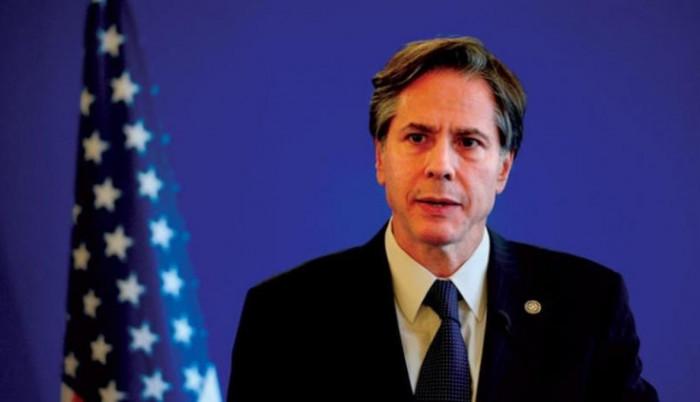 بلينكن يبحث مع وزير الخارجية الإسباني القضايا المشتركة