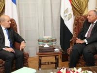 مصر وفرنسا تبحثان تطورات الوضع السياسي في تونس