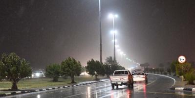 اليوم الجمعة.. استمرار هطول أمطار رعدية على مدن سعودية