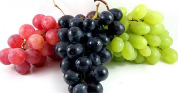 احذر الإفراط في تناول العنب