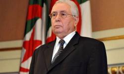 وفاة رئيس الجزائر السابق عبد القادر بن صالح