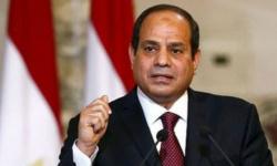 السيسي: حريصون على تطوير التعاون الثنائي مع الجزائر