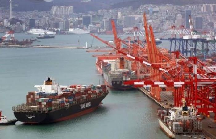 للشهر التاسع على التوالي.. نمو صادرات كوريا الجنوبية
