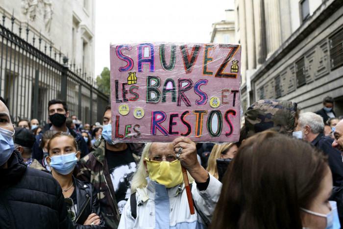 مظاهرات بفرنسا تنديدًا بقيود كورونا