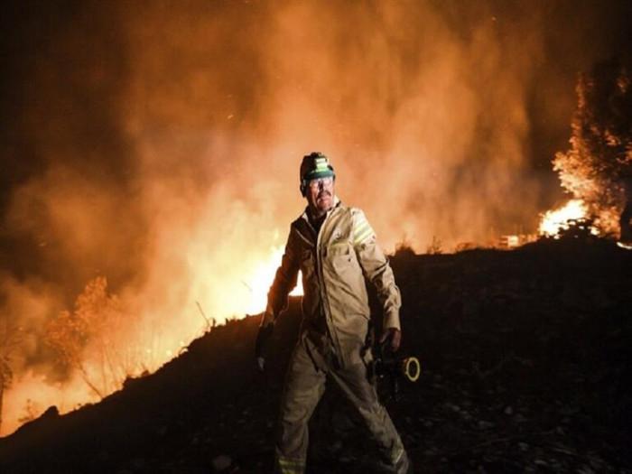 ارتفاع حصيلة قتلى حرائق الغابات بجنوب تركيا