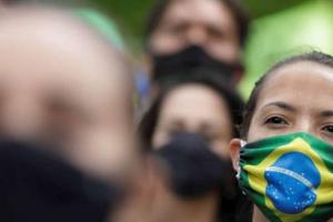 البرازيل: 20503 إصابات جديدة و464 وفاة بكورونا