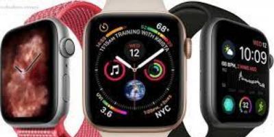 """""""أبل"""" توقف إنتاج ساعات """"Apple Watch Series 6"""