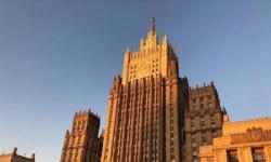روسيا: تصريحات قائد البحرية الأمريكية خطيرة