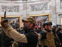 """انتحار شرطي شارك في التصدي لـ""""اقتحام الكونجرس"""""""