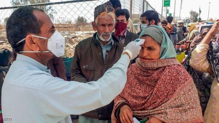 باكستان: 69 وفاة و 3582 إصابة جديدة بكورونا