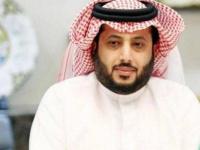 تركي آل الشيخ يهنئ عبد المجيد عبدالله على ألبومه الجديد