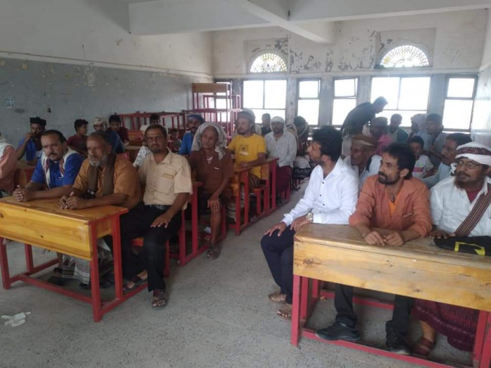 """""""الإنقاذ الدولية"""" اللجان المجتمعية في حبيل جبر بدورة تدريبية"""